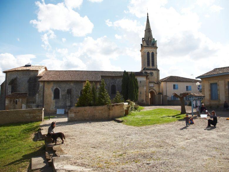 Bernos-Beaulac – église (2)