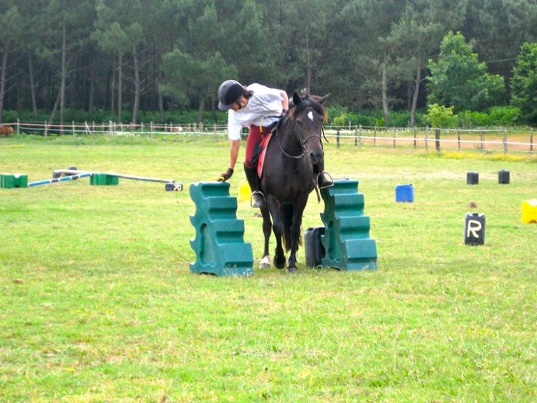 Bernos – poney club les Galopins