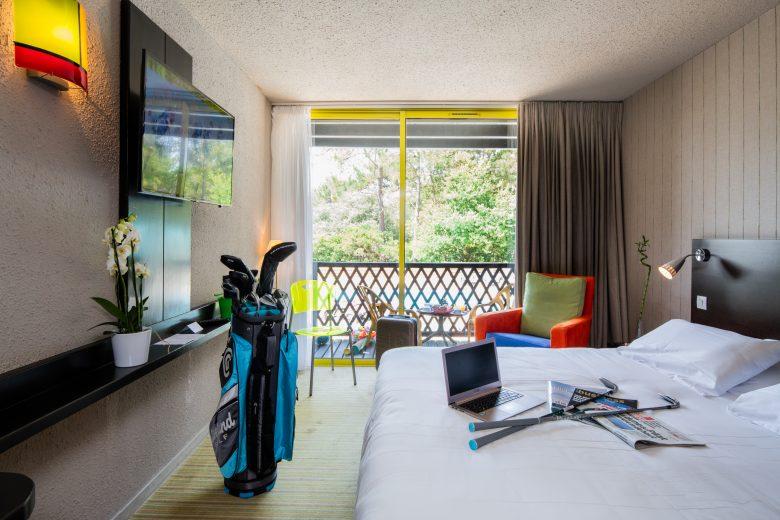 Best Western Golf Hôtel Lacanau 2