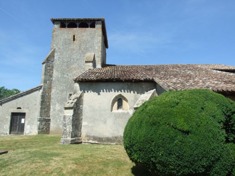 Birac – église