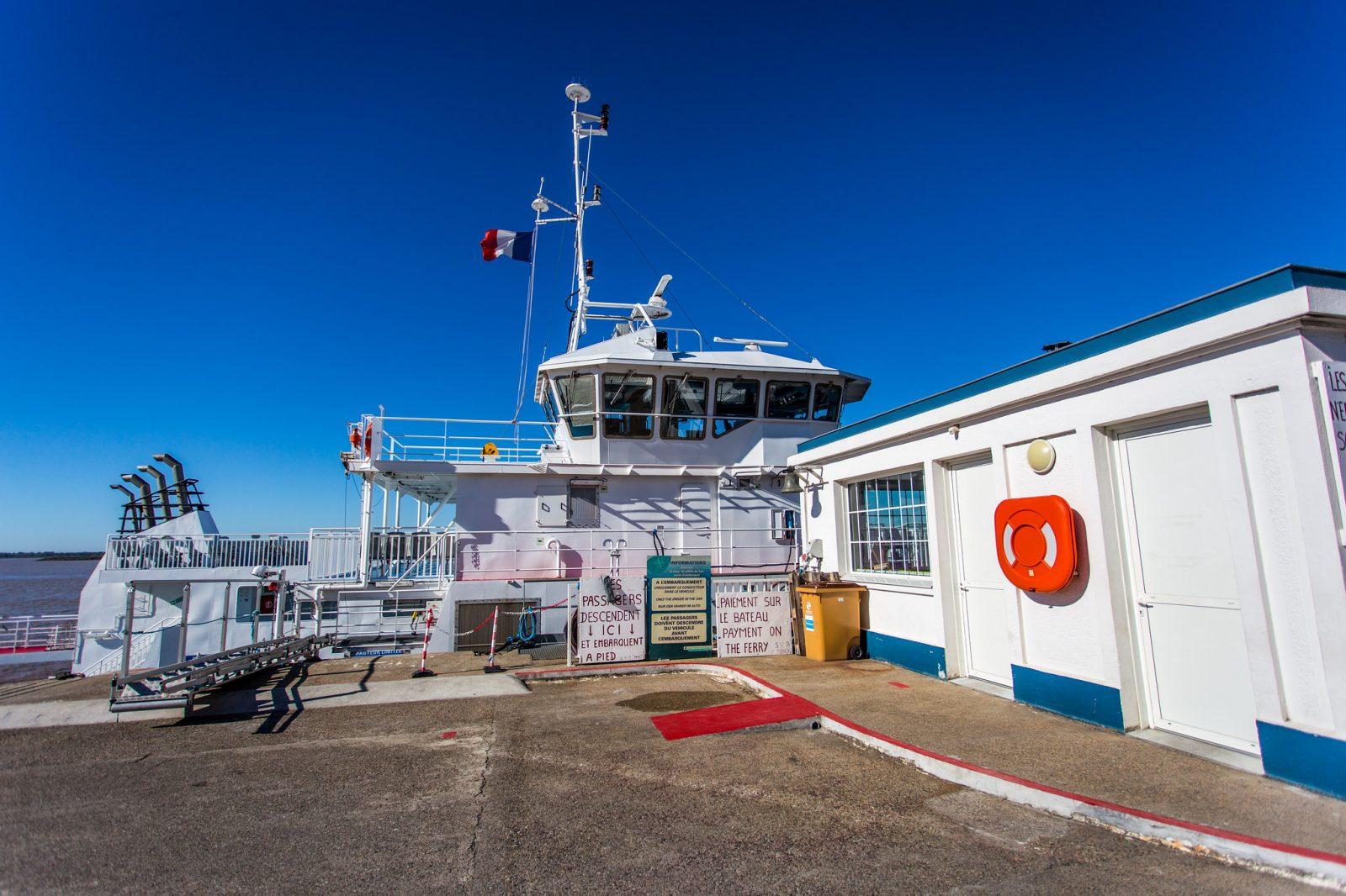 Blaye – Port de Blaye (embarcadère)1