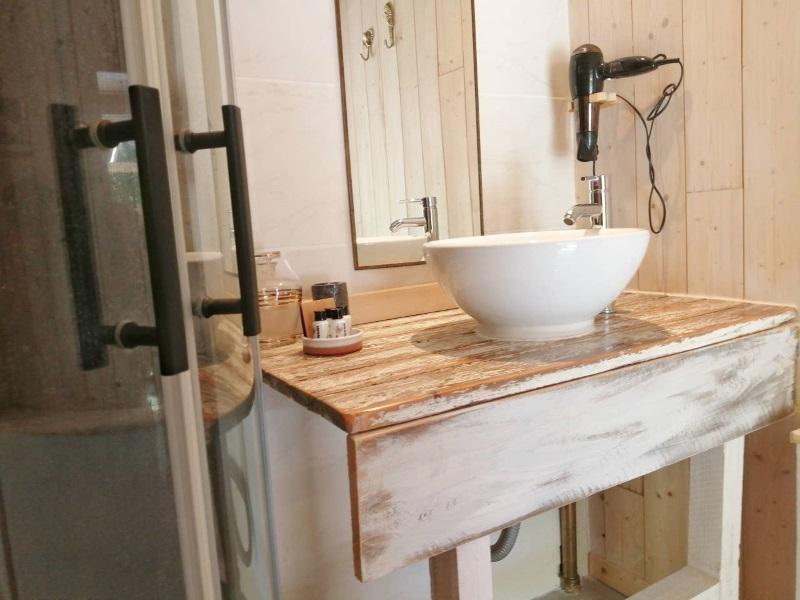 Bonpunt cabanon salle de bain redi