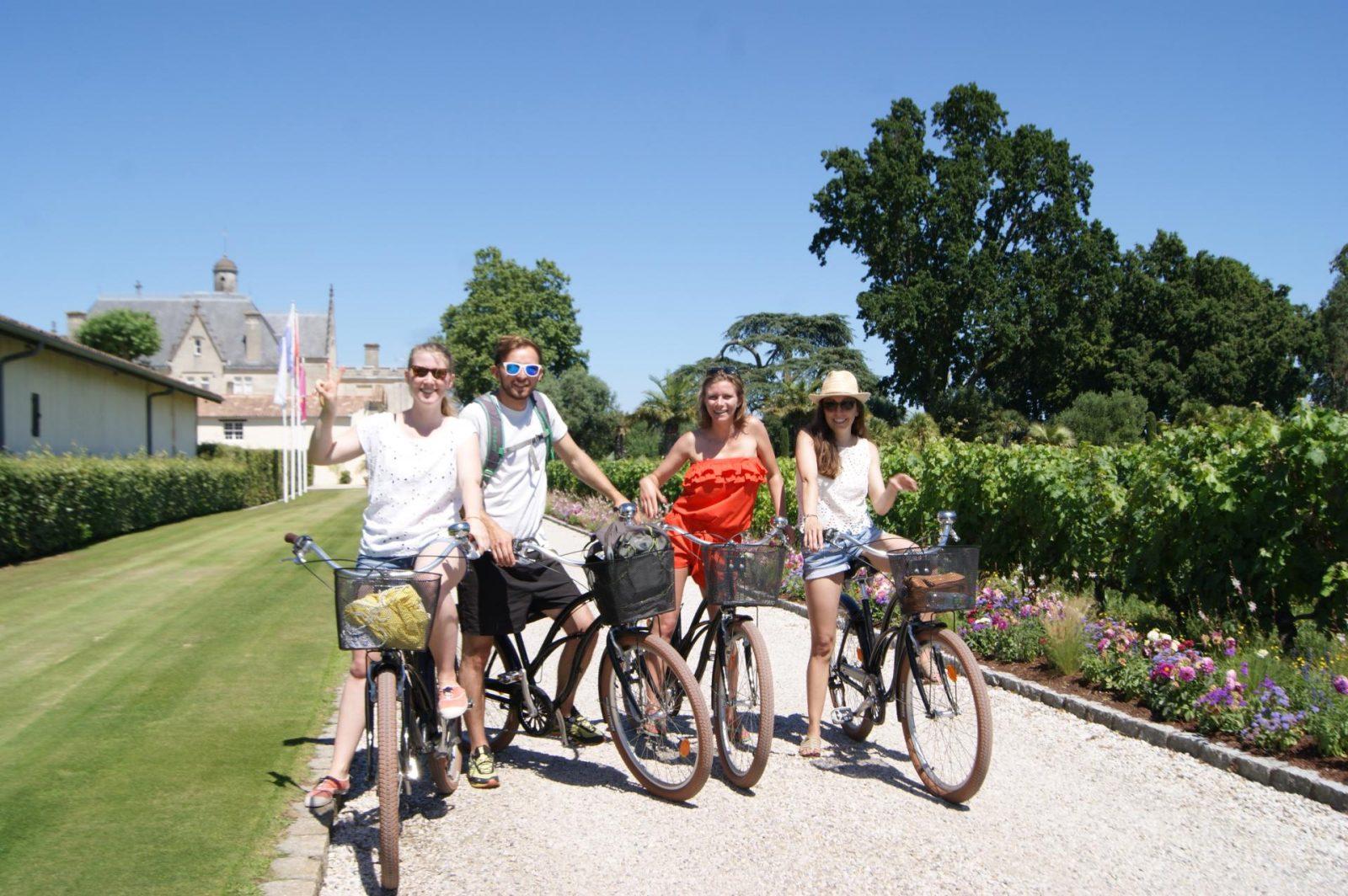 Bordeaux Bike Tour 1