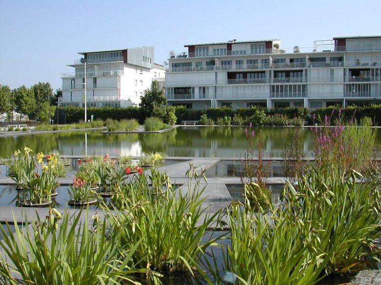 Circuit le jardin botanique de bordeaux et la bastide - Residence les jardins de bordeaux bastide ...