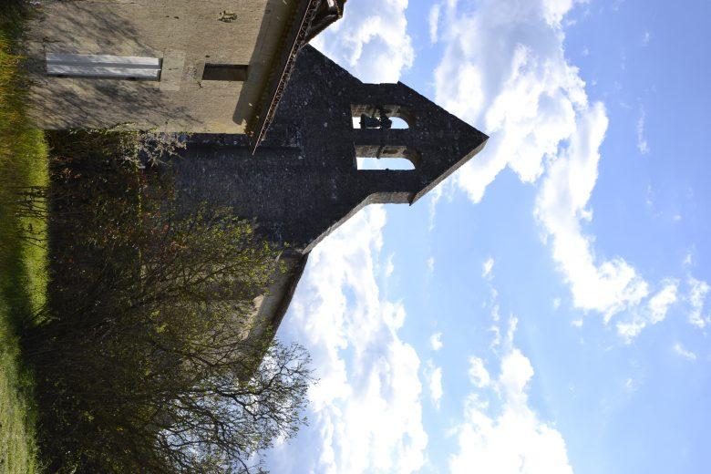 Boucle Deux Eglises église Puybarban