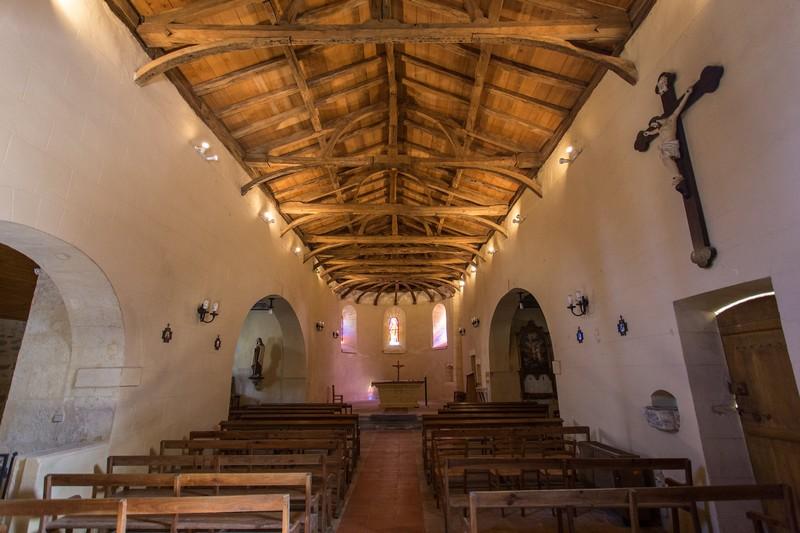 Boucle_des_moulins_800x600_intérieur église Civrac_Civrac_Saint Savin
