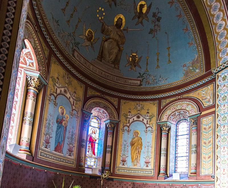 Boucle_des_moulins_800x600_intérieur église Saint Savin_Civrac_Saint Savin