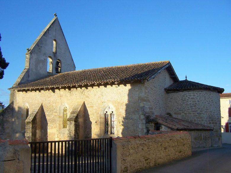 Bourdelles_Église_04