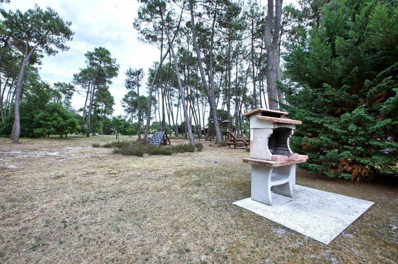 Bourideys – Gîte forestier 4ES4