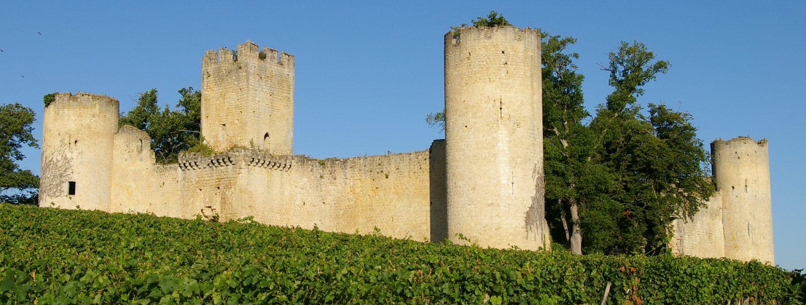 Destination Garonne, Château de Budos, Budos