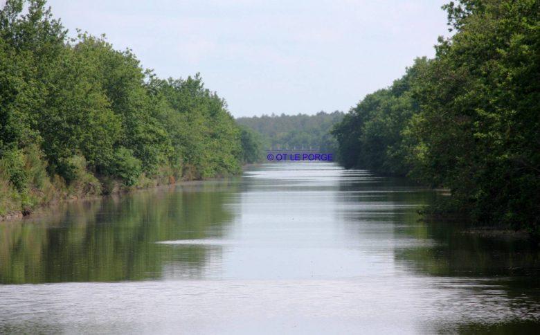 CANAL DU PORGE