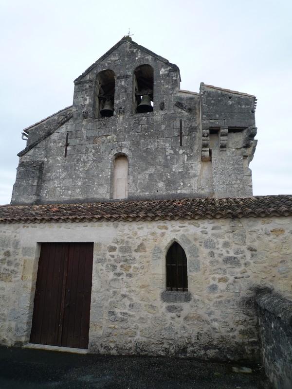 Eglise de Marcenais