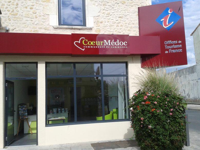 Office de Tourisme Coeur Médoc