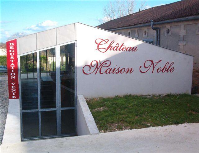 CHATEAU MAISON NOBLE