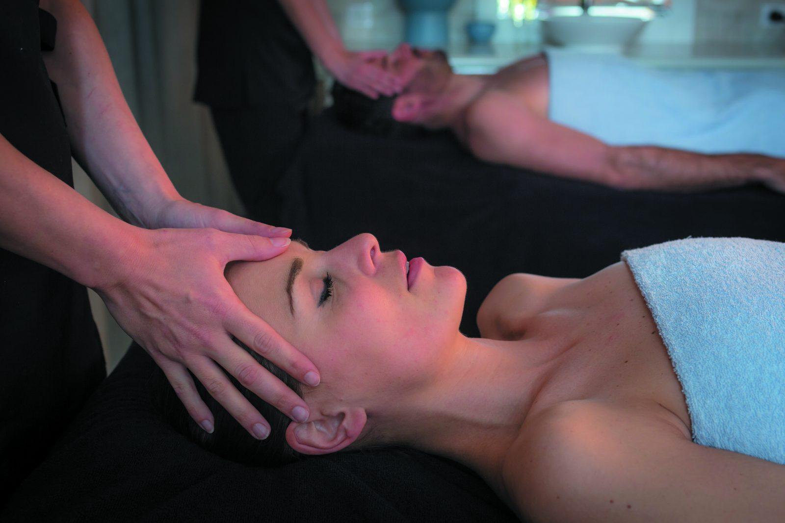 Cabine Duo Massage