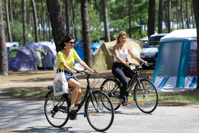 Camping Campéole Médoc Plage