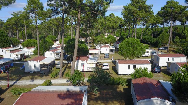 Camping Campéole Médoc Plage4