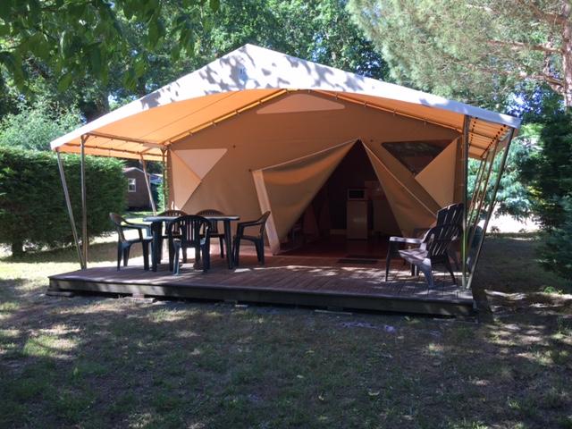 Camping La Chesnays14