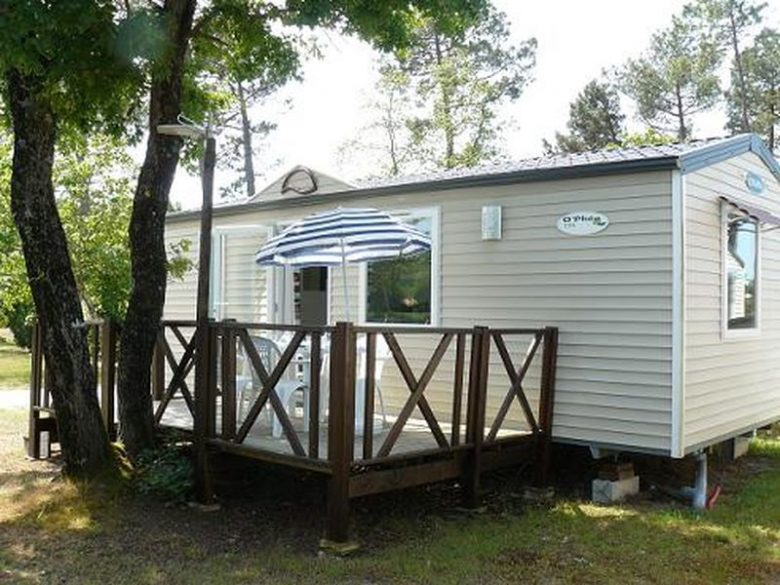Camping Le Braou – Mobil Home