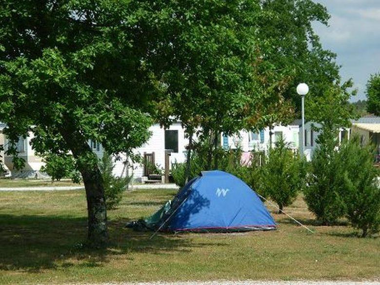 Camping Le Braou – Tente