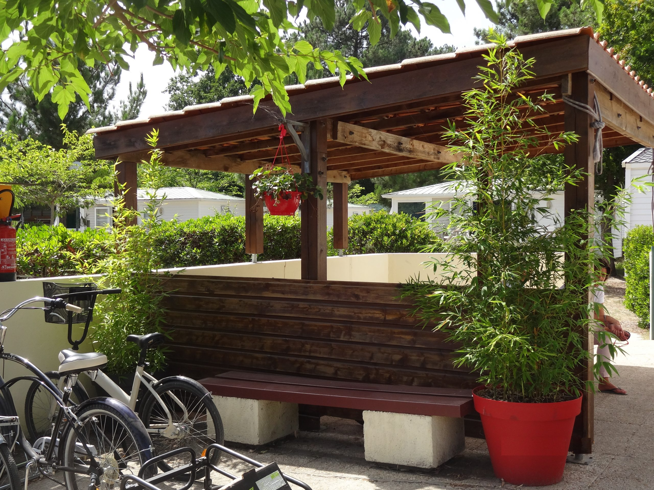 Camping Les Jardins du Littoral13