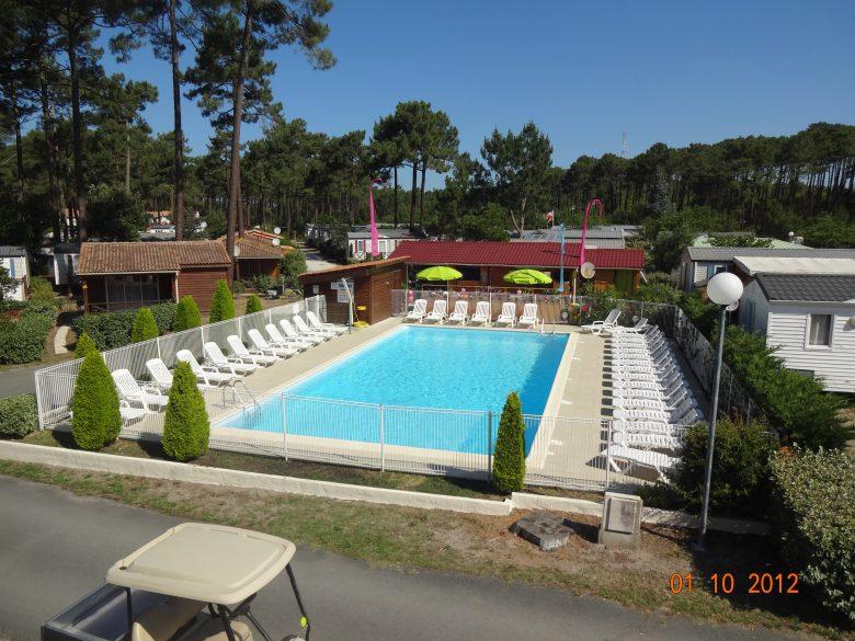 Camping Les Jardins du Littoral4