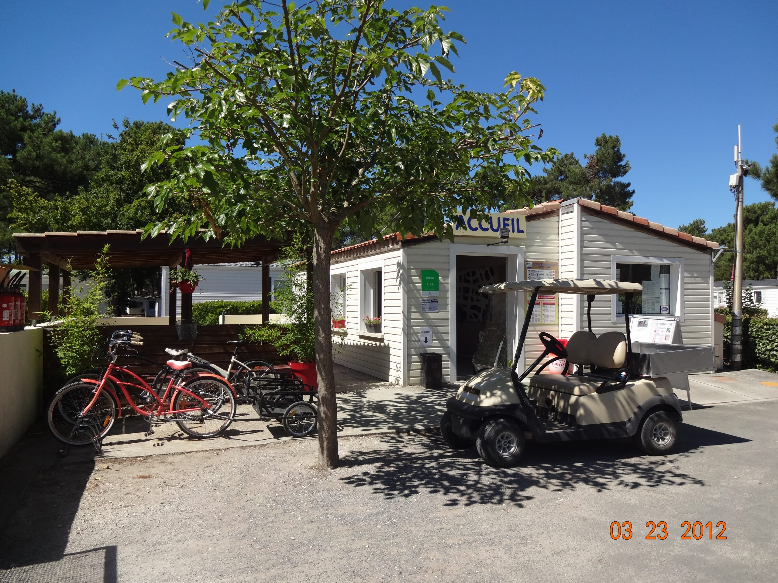 Camping Les Jardins du Littoral8