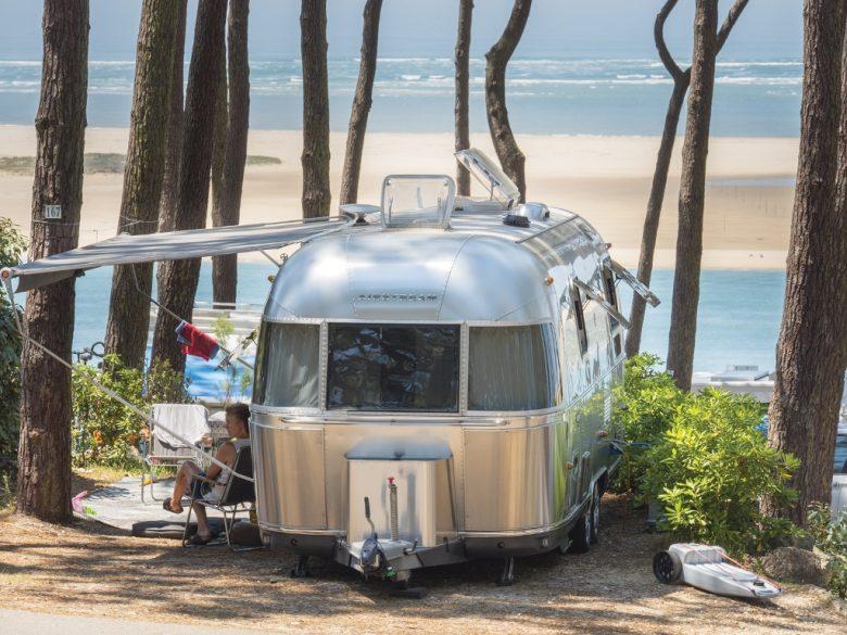 Camping Panorama du Pyla – Emplacement