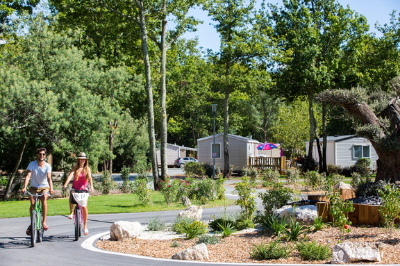 Camping Siblu Domaine de Soulac