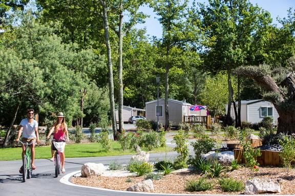 Camping Siblu Domaine de Soulac
