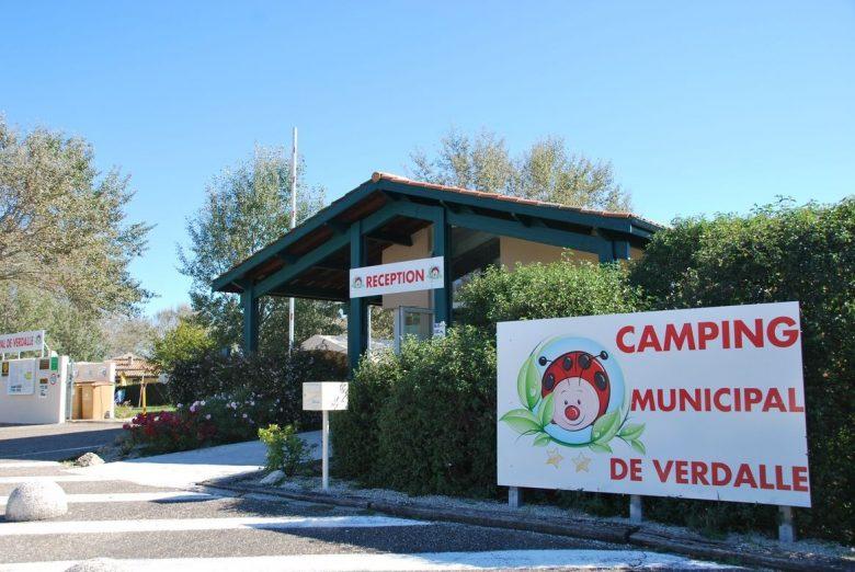 Camping de Verdalle