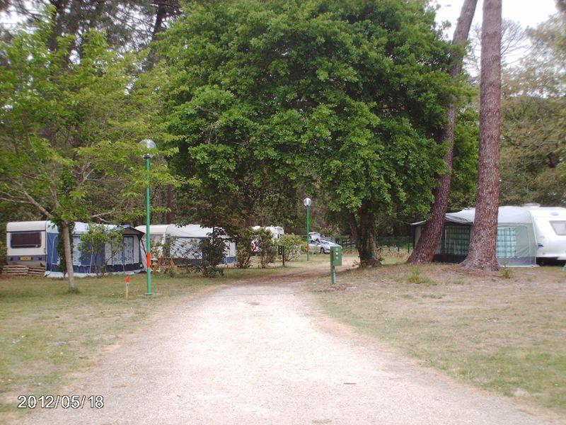 Camping du Lac – Cazaux