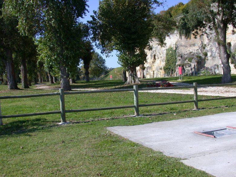 Camping municipal de Bourg