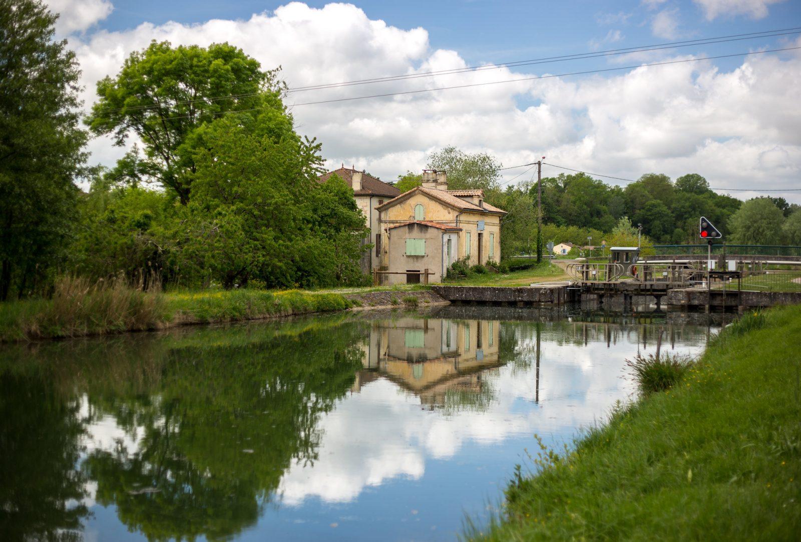 Canal de Garonne -I© David Remazeilles (Gironde Tourisme)