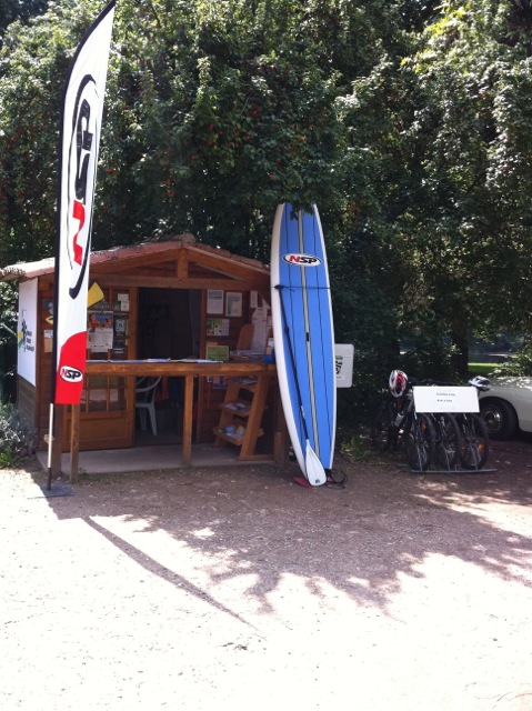 Canoë Kayak Port Sainte- Foy – vue n°4 2011