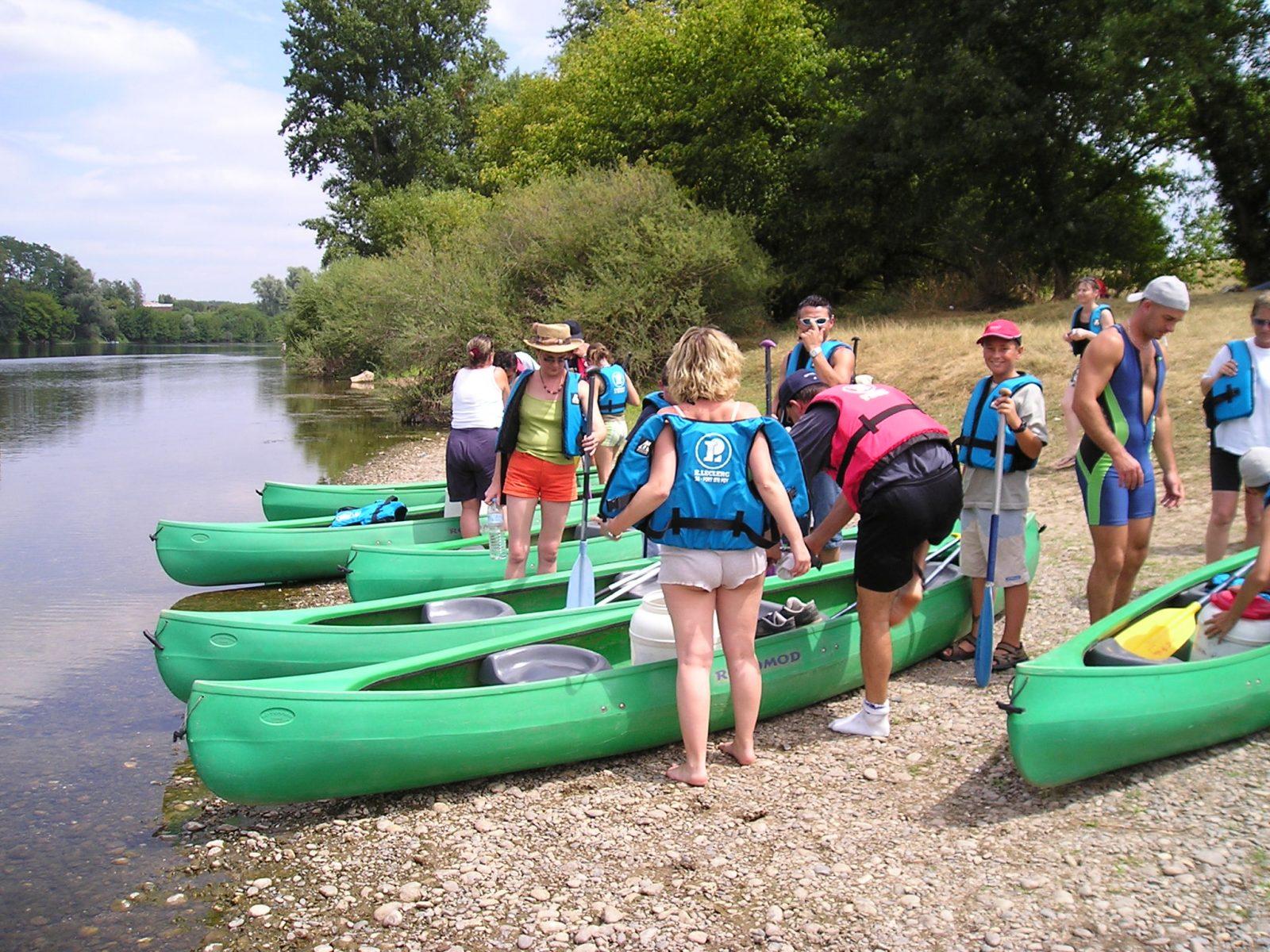Canoë Kayak Port Ste Foy – groupe rivière