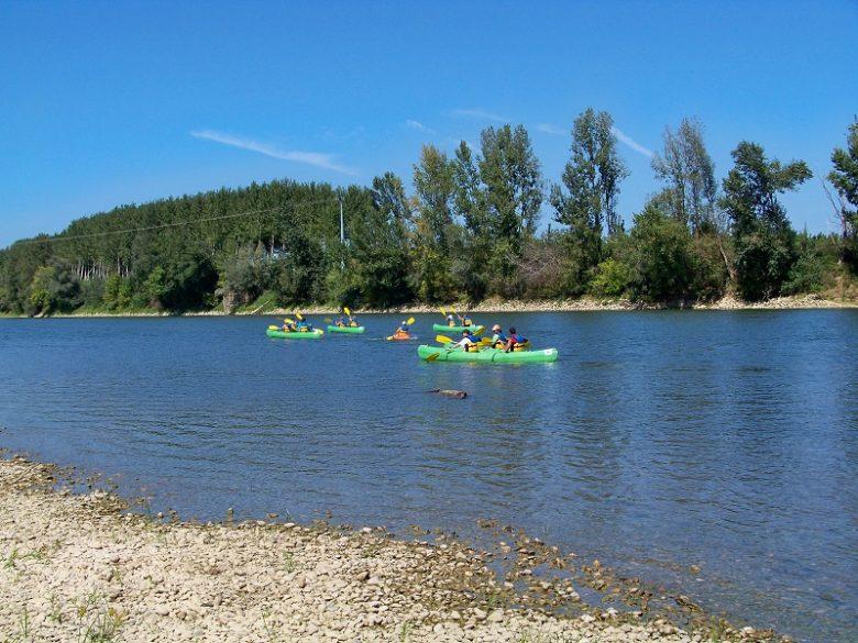 Canoe de Garonne 2