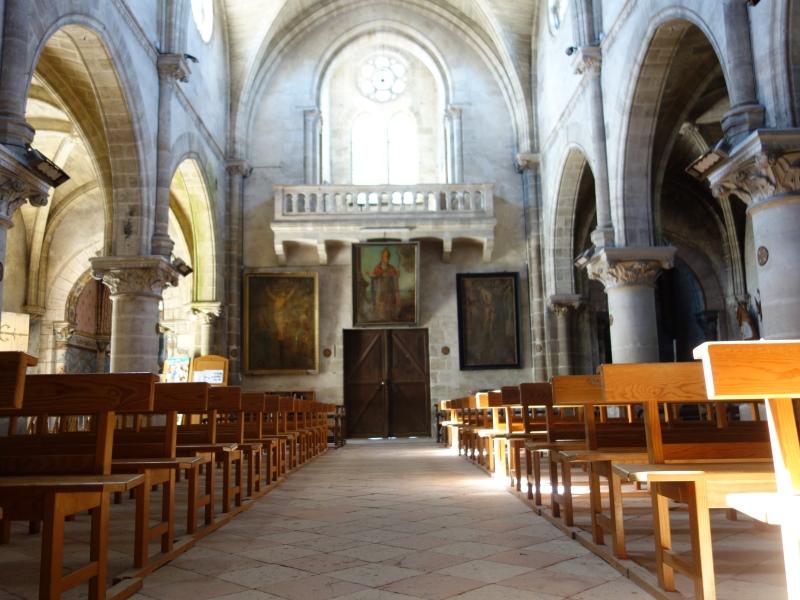 Captieux – église (2)