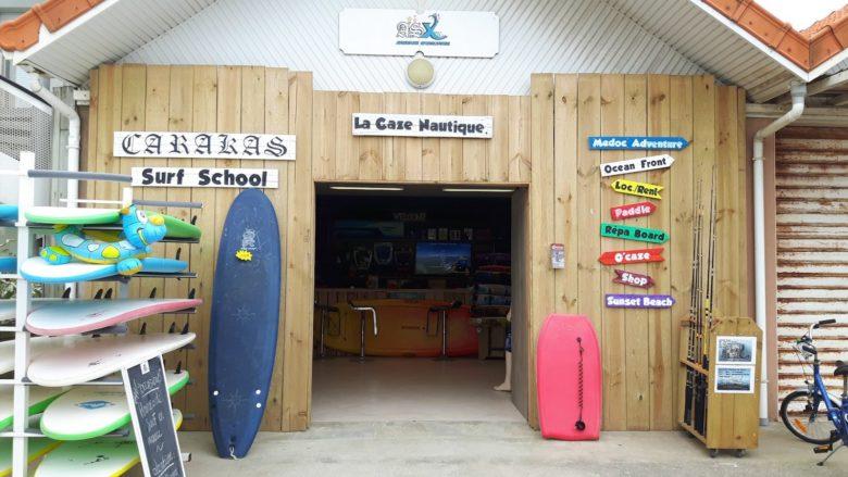 Carakas-surf-school
