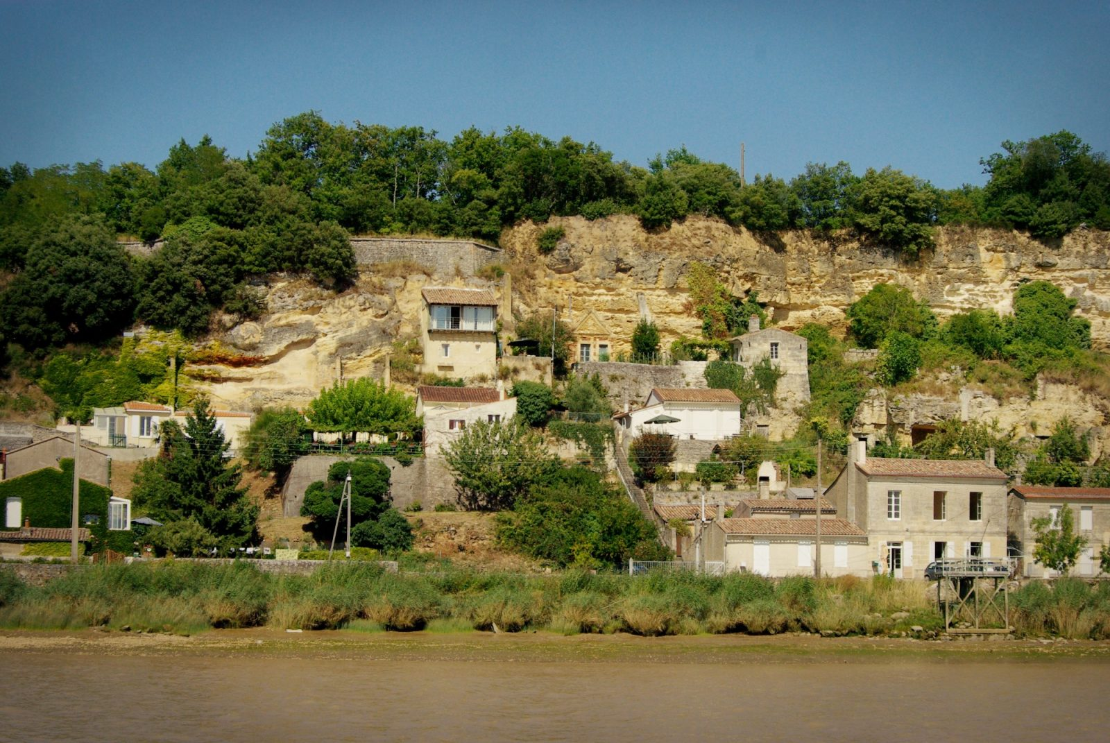 Carrelet bourg