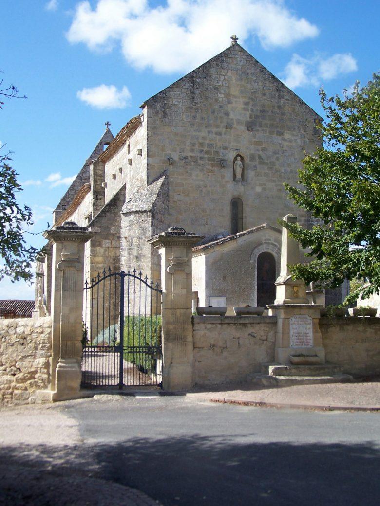 Eglise de Castelviel