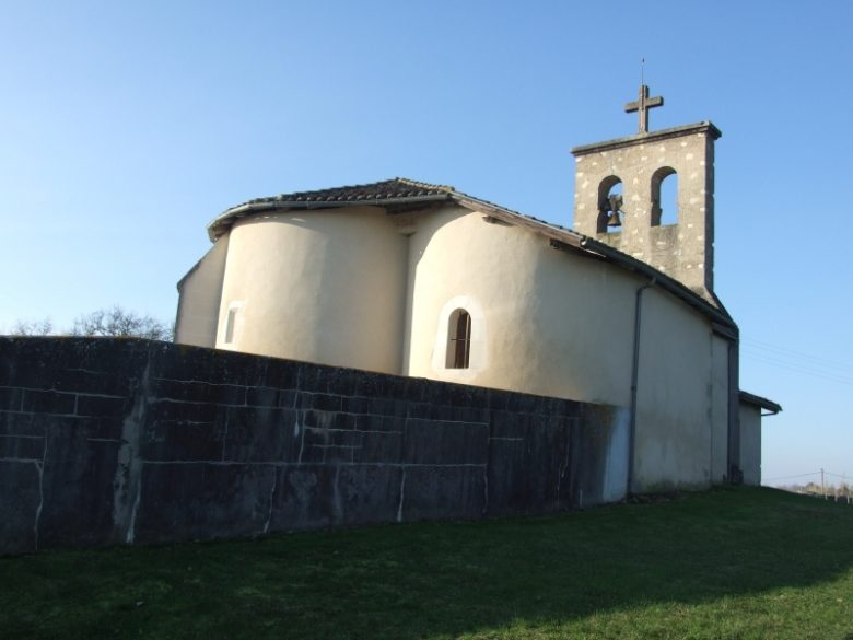 Cauvignac – église (1)