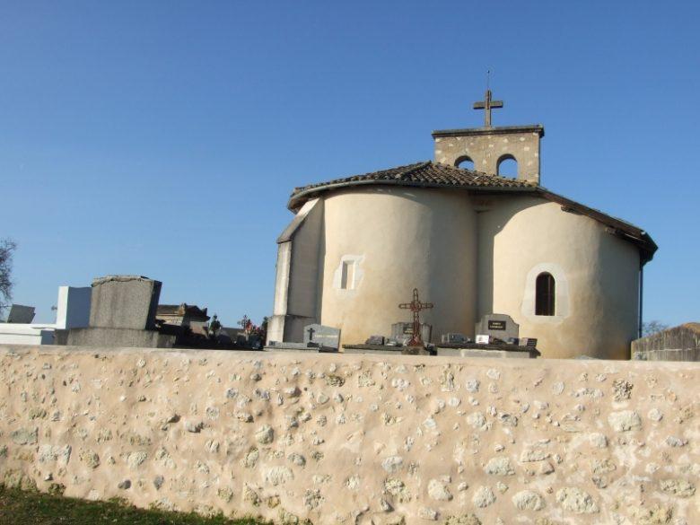 Cauvignac – église (2)