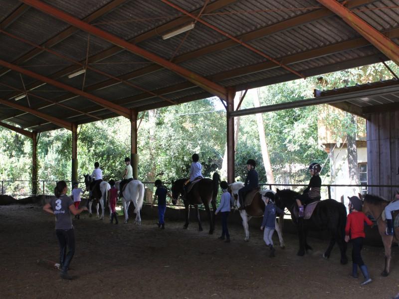 Centre equestre de Mios