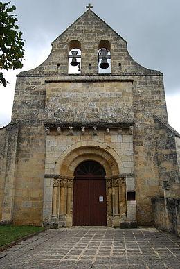 Cessac Eglise