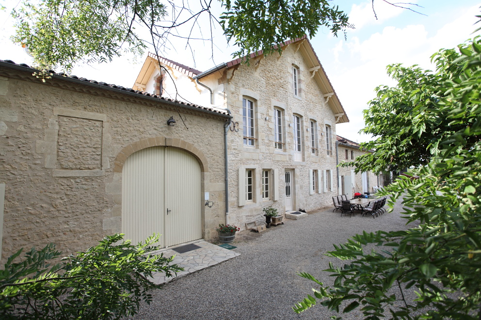 Château Perayne – SAINT-ANDRÉ-DU-BOIS – Sud-Gironde