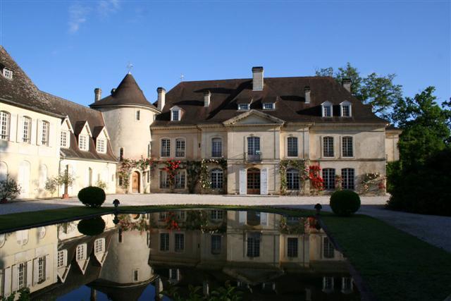 Château Bouscaut – Façade