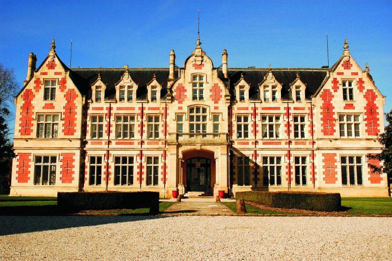Château Cantenac Brown – Le château