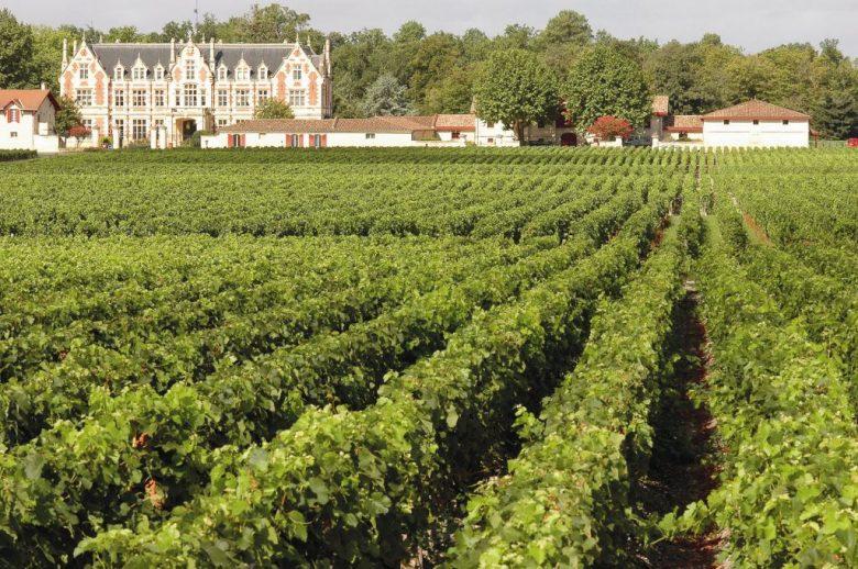 Château Cantenac Brown – Le château et les vignobles