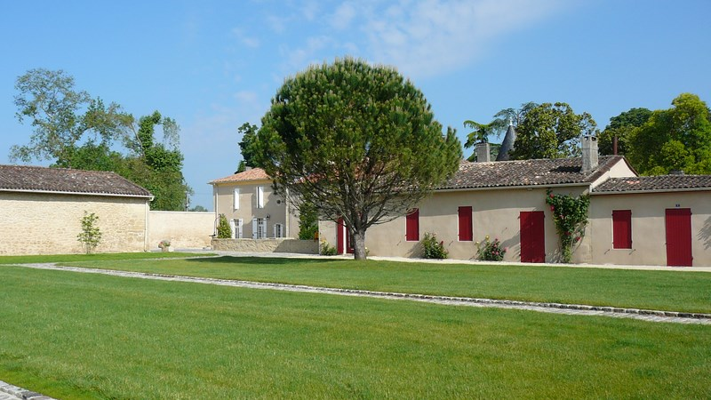 Destination Garonne, Château Coutet, Barsac
